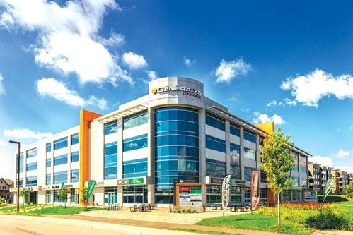 Centre d'affaires les méandres québec