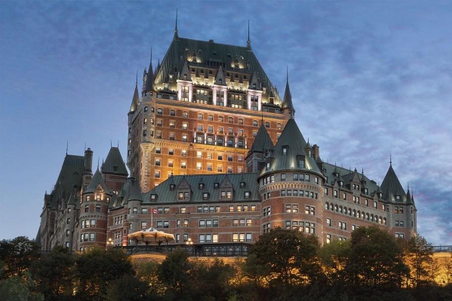 Magazine prestige vieux qu bec meilleure attraction touristique au canada selon le usa today - Office de tourisme montreal canada ...