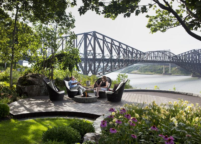 Magazine prestige le prix milan havlin le plus beau for Prix amenagement jardin
