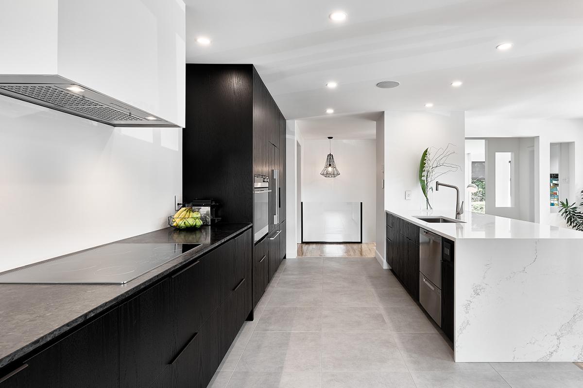 magazine prestige tendances 2018 en habitation black. Black Bedroom Furniture Sets. Home Design Ideas