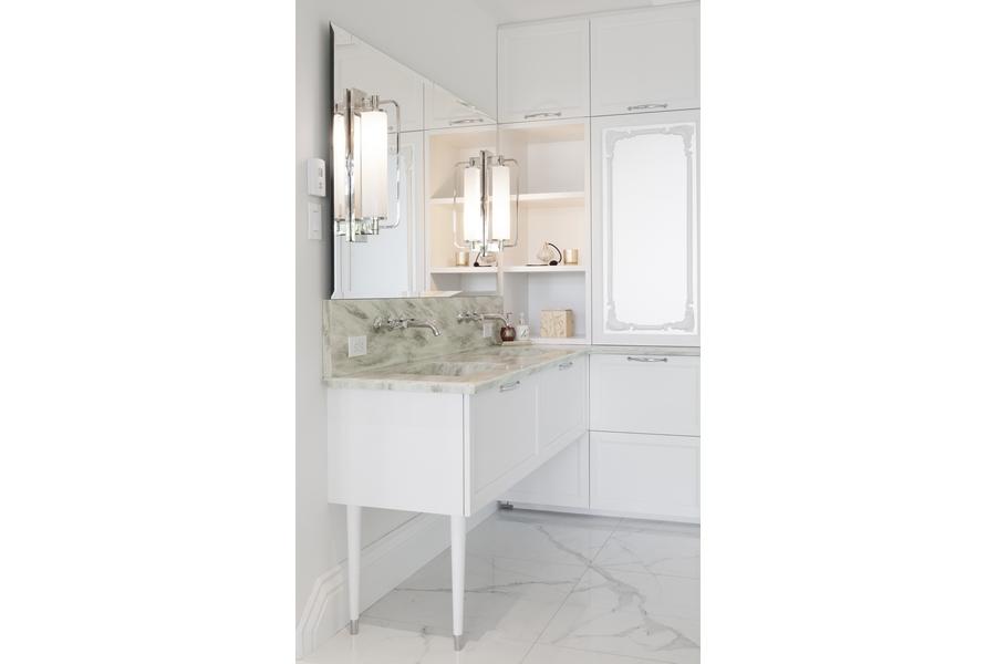 Magazine Prestige - TENDANCES 2011 : Cuisines et salles de bains ...