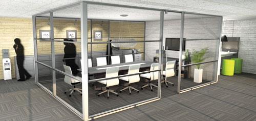 magazine prestige am nagement de bureaux commerciaux siffler en travaillant. Black Bedroom Furniture Sets. Home Design Ideas