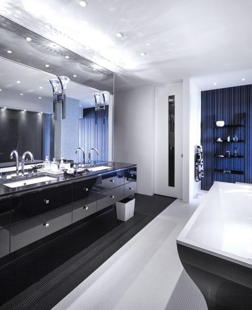 Magazine prestige habitat jet set pour gens branch s for Du cote de chez vous salle de bain