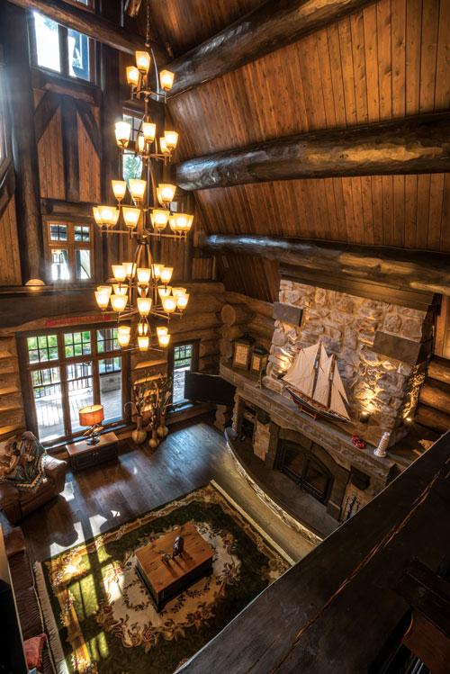 Table Foyer A Vendre : Magazine prestige splendeur scandinave à lac mégantic