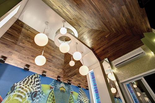 magazine prestige une r sidence de star. Black Bedroom Furniture Sets. Home Design Ideas