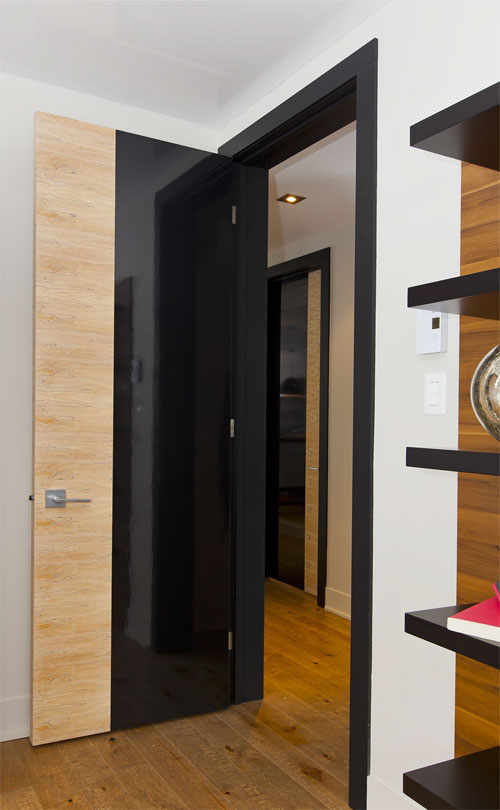 Magazine prestige maison expo habitat 2014 plus for Couleur portes interieures